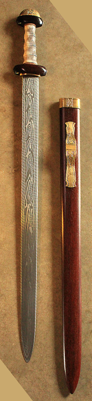 The Parys Patternblade Gladius