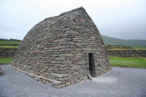 split slate hut