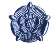 BlueTudorRose