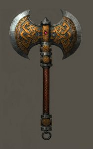 Glitnir War Axe