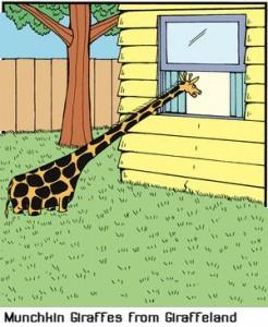 MunchkinGiraffe