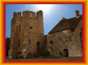 Stokesay - South Tower