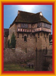 Stokesay - North Tower