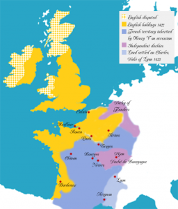 The Unified Kingdom of England and France