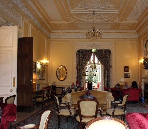 The Main Lounge