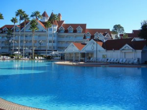 Antilla Palace Main Pool 2