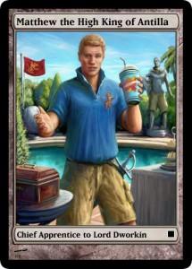 Matthew card