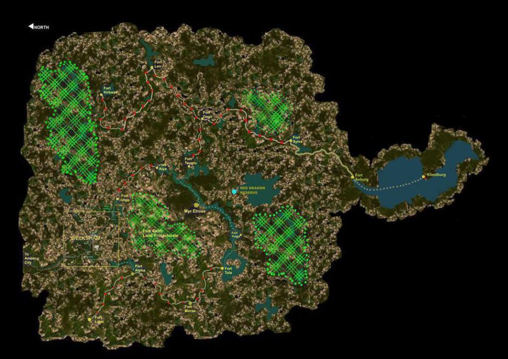 Welksham Map1