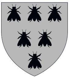 Mandor Bees On Silver