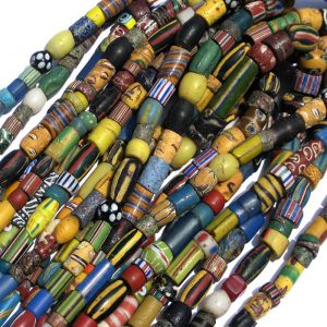 Trade Bead Selection