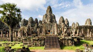 Angkor Wat Tourist Site