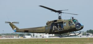 Bell Huey 1 Helicopter