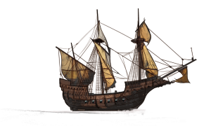 The Trading Ship Style