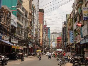 Mall Street Old Saigon