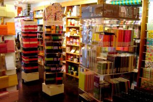 Stationery and Crafts side