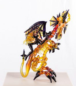 Hot Glass Dragon