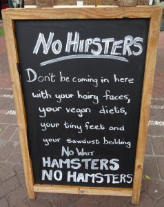 Yo'Mudda Wuz A Hamster... explains the manners?