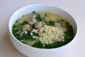 Righteous Italian Wedding Soup
