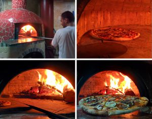 Real Wood Fired Pizza Oven